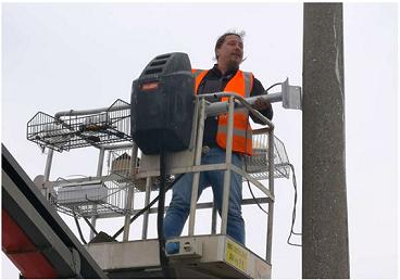 Započeli radovi na zamjeni javne rasvjete s novom LED rasvjetom u Murskom Središću