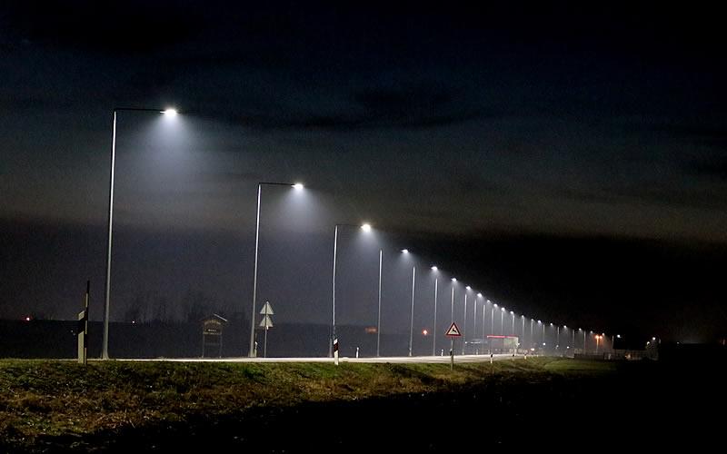 Grad Mursko Središće: ušteda i osvijetljenost cijelu noć!