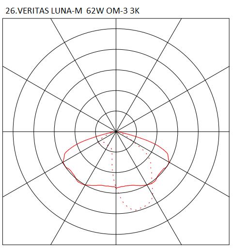 26.VERITAS LUNA-M 62W OM-3 3K