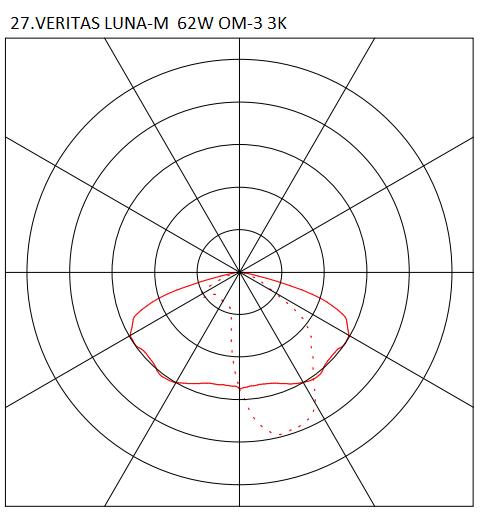 27.VERITAS LUNA-M 62W OM-3 3K