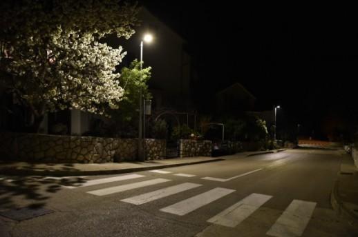 Nova rasvjeta na Cresu: Mijenja se svih 1.225 lampi od Porozine do Stivana